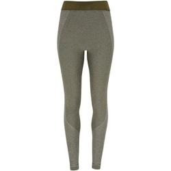 textil Dame Leggings Tridri TR212 Olive