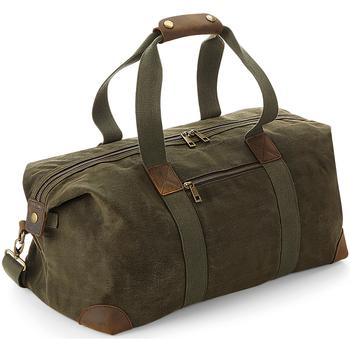Tasker Rejsetasker Quadra QD650 Olive Green