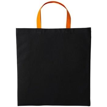 Tasker Skuldertasker Nutshell RL130 Black/Orange