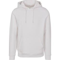 textil Herre Sweatshirts Build Your Brand BY084 White