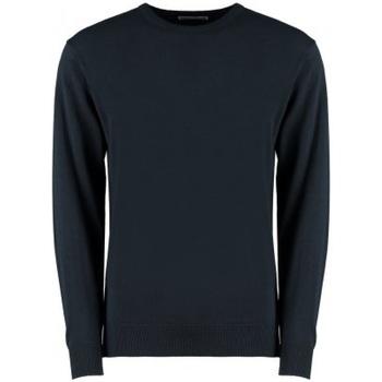 textil Herre Sweatshirts Kustom Kit KK253 Navy