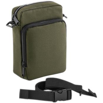 Tasker Skuldertasker Bagbase BG241 Military Green