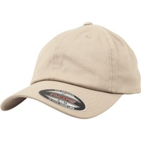 Accessories Herre Kasketter Flexfit By Yupoong YP055 Khaki