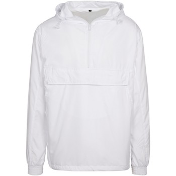 textil Jakker Build Your Brand BY096 White