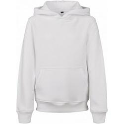 textil Herre Sweatshirts Build Your Brand BY117 White
