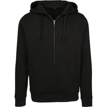 textil Herre Sweatshirts Build Your Brand BY085 Black