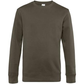 textil Herre Sweatshirts B&c  Khaki