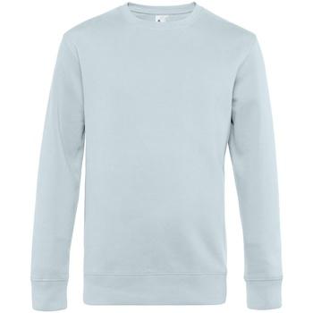 textil Herre Sweatshirts B&c  Sky Blue