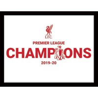 Indretning Fotorammer Liverpool Fc Taille unique White/Black/Red