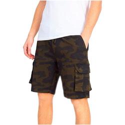 textil Herre Shorts Brave Soul  Khaki