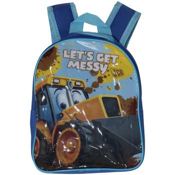 Tasker Børn Rygsække  Jcb  Blue