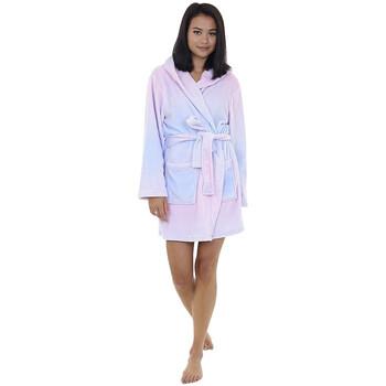 textil Dame Pyjamas / Natskjorte Brave Soul  Mulicoloured