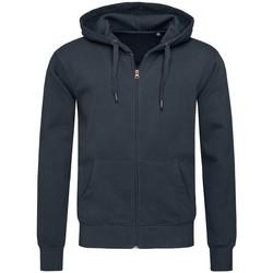 textil Herre Sweatshirts Stedman  Blue Midnight