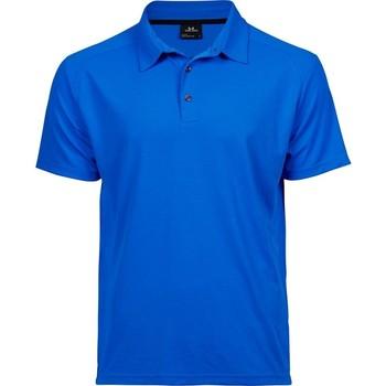 textil Herre Polo-t-shirts m. korte ærmer Tee Jays TJ7200 Electric Blue