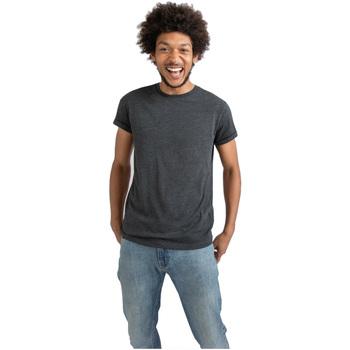 textil Herre T-shirts & poloer Mantis M80 Charcoal Grey Melange
