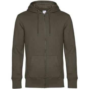 textil Herre Sweatshirts B&c WU03K Khaki