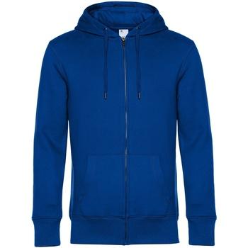 textil Herre Sweatshirts B&c WU03K Royal Blue