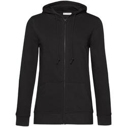 textil Dame Sweatshirts B&c WW36B Black