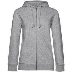 textil Dame Sweatshirts B&c WW36B Grey Heather