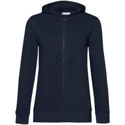 textil Dame Sweatshirts B&c WW36B Navy