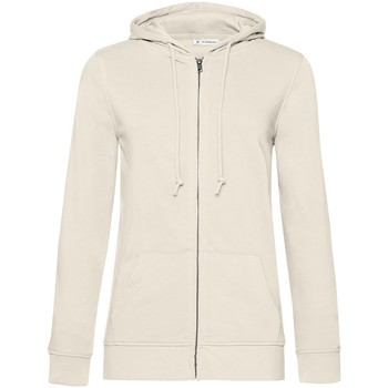 textil Dame Sweatshirts B&c WW36B Off White