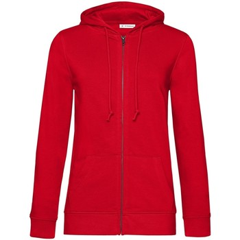 textil Dame Sweatshirts B&c WW36B Red