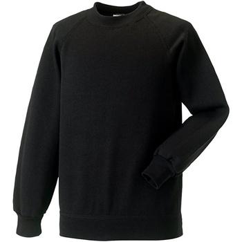 textil Børn Pullovere Jerzees Schoolgear R271B Black