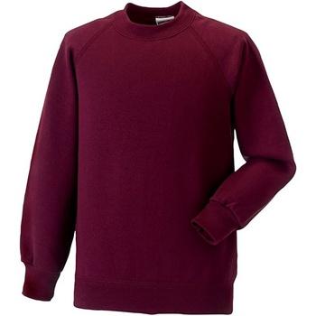 textil Børn Pullovere Jerzees Schoolgear R271B Burgundy