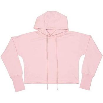 textil Dame Sweatshirts Mantis M140 Pastel Pink