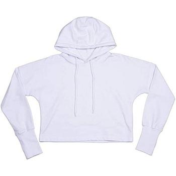 textil Dame Sweatshirts Mantis M140 White