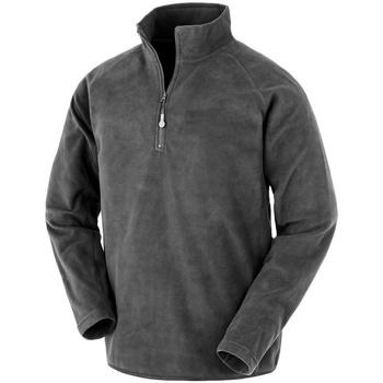 textil Herre Fleecetrøjer Result Genuine Recycled R905X Grey