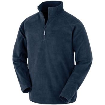 textil Herre Fleecetrøjer Result Genuine Recycled R905X Navy