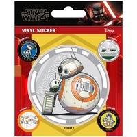 Indretning Klistermærker Star Wars: The Rise Of Skywalker BS2329 Multicoloured