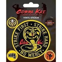 Indretning Klistermærker Cobra Kai BS2431 Multicoloured