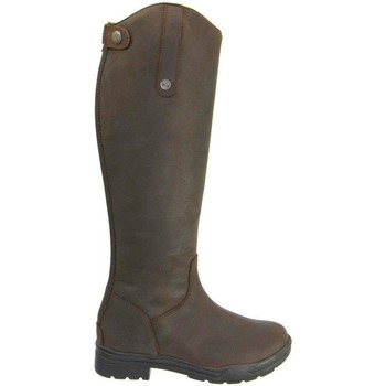 Sko Chikke støvler Hyland  Dark Brown
