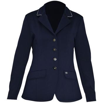 textil Dame Jakker Hyfashion  Navy