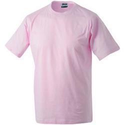 textil T-shirts m. korte ærmer James And Nicholson  Rose