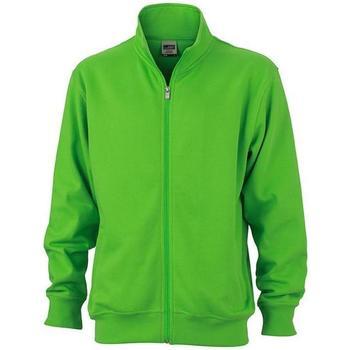 textil Jakker James And Nicholson  Lime Green