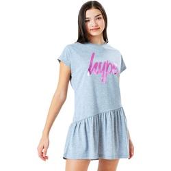 textil Pige Korte kjoler Hype  Grey/Pink