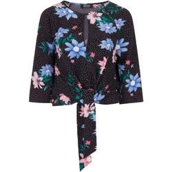 textil Dame Skjorter / Skjortebluser Girls On Film  Black