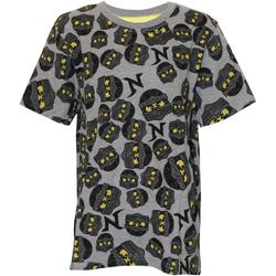 textil Dreng T-shirts m. korte ærmer Lego  Grey