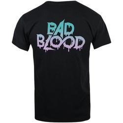 textil Herre T-shirts m. korte ærmer Blood On The Dance Floor  Black