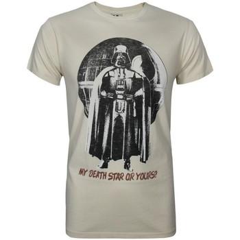 textil Herre T-shirts m. korte ærmer Junk Food  White