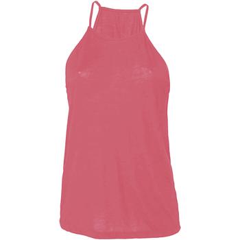 textil Dame Toppe / T-shirts uden ærmer Bella + Canvas BE8809 Mauve