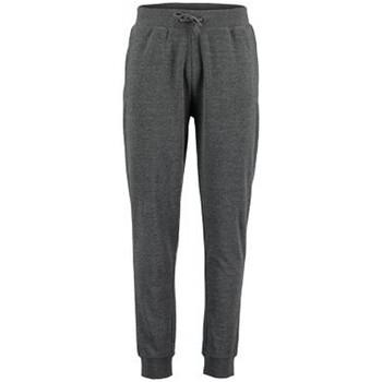 textil Herre Træningsbukser Kustom Kit KK933 Dark Grey Marl