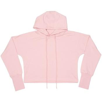 textil Dame Sweatshirts Mantis M140 Soft Pink
