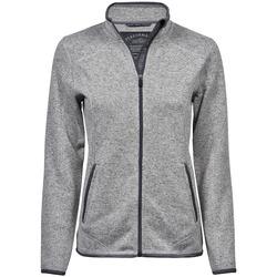 textil Dame Jakker Tee Jays T9616 Grey Melange