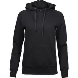 textil Dame Sweatshirts Tee Jays T5431 Black