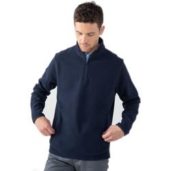 textil Herre Sweatshirts Henbury H858 Navy