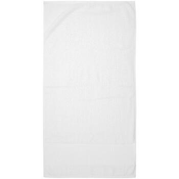 Indretning Håndklæde og badehandske Towel City PC3891 White